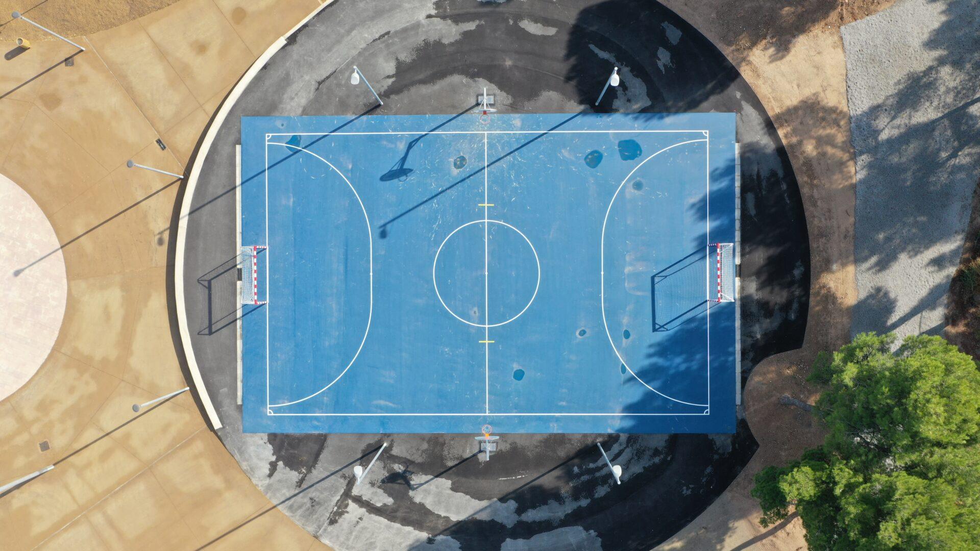 Fotografia aerea con drones